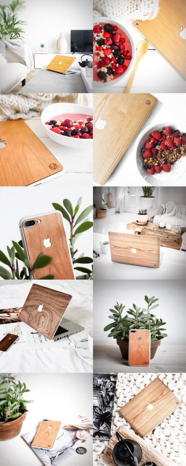 appelhout collage product page